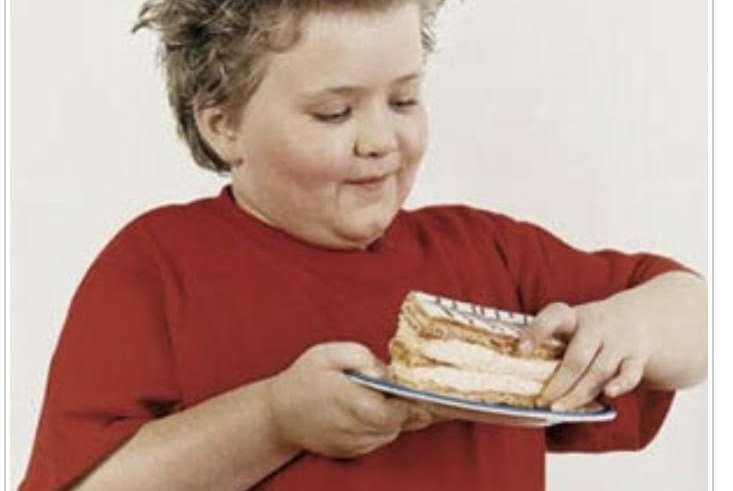 اضافه وزن در کودکان ,کودک چاق,چاقی در کودکان