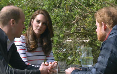 Royal family opens adult about grappling with mental health issues