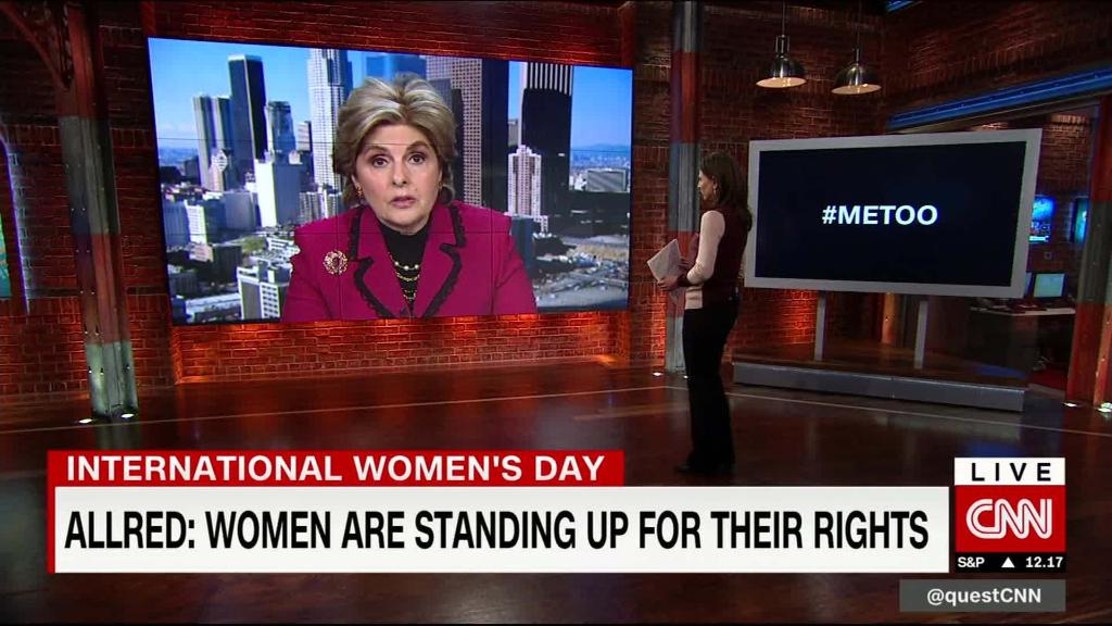 Gloria Allred's 'Year of Empowerment of Women